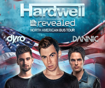 Revealed Recordings Tour
