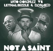 Vato Gonzalez vs Lethal Bizzle & Donae'o | Not A Saint