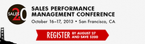 Sales Management Conference San Francisco 2013