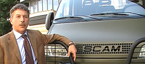 Claudio Verna, Amministratore Delegato di SCAM