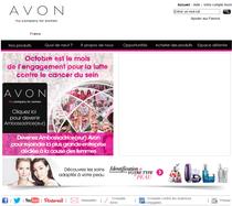 Site Avon France