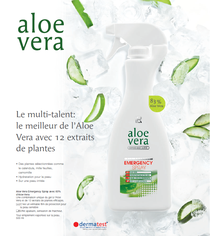 ALOE VERA Emergency SPRAY LR Health and Beauty systems