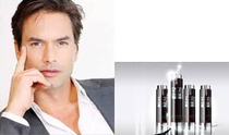 le top model masculin le plus connu au monde, Marcus Schenkenberg, a lancé en exclusivité avec LR sa série de produits de soins innovants Platinum.
