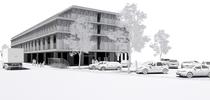 Geschäftshaus und Hotel St. Margrethen