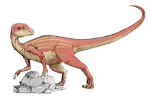 Bild eines Abrictosaurus
