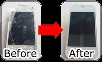 iPhone 修理 広島