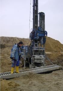 Daugs Brunnenbau Brunnensanierung GmbH Baugrund Bohrung Sondierung