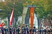 画像:錦の御旗・・・