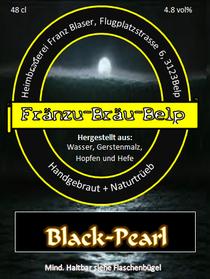 Black Pearl Fränzu bräu belp