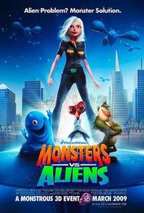 Alien problem? Monster solution