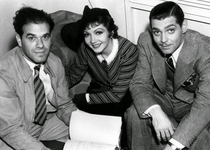 Frank Capra (left) - It Happened One Night