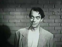 Jack Elam in The Girl In Lovers Lane