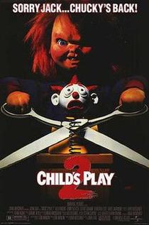 Sorry Jack... Chucky's Back!