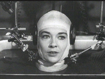 Virginia Leith in The Brain That Wouldn't Die