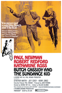 You never met a pair like Butch & The Kid