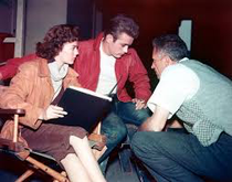 Nicholas Ray (right) - Rebel Without A Cause