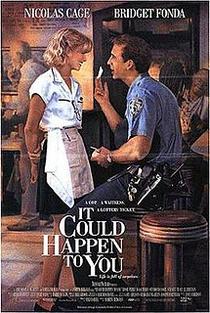 A cop. A waitress. A lottery ticket.