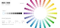 [ HUE / 360 ] The Color Scheme Application