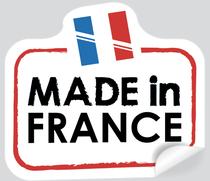 Acheter des étiquettes adhésives indiquant Fabrication Française ou Made in France ou Fabriqué en France.