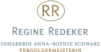logo regine redeker website