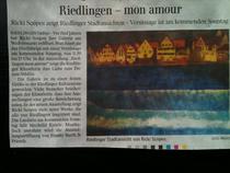 Schwäbische Zeitung 22.04.2016