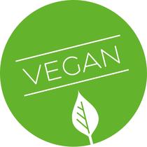 Jetzt auch sichtbar: Vegane Speisen.