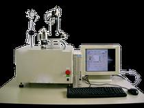 ロータリー式3軸磁場測定装置