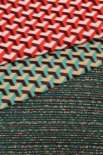 Tissu 3D distribué par Ecoute Bergère