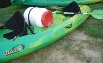 canoe avec siège confort