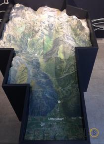 3D-Druck GIS-Modell