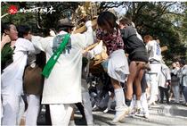 平成24年 建国祭(紀元祭):神輿パレード