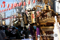 〈牛嶋神社祭礼〉2011.09.18 @realJapan 'on!