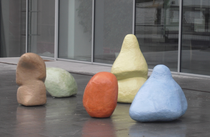 objects by Marte Johnslien, Bergen