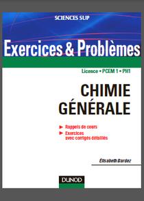 Exercices & Problèmes chimie générale