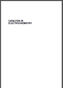CATALYSIS IN ELECTROCHEMISTRY