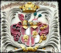 Wappen der Familie v. Bünau