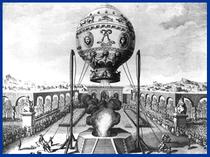 Le 19 octobre à la Folie Titon, le premier vol humain en montgolfière eut lieu, habité par Jean-Baptiste Réveillon, Jean-François Pilâtre de Rozier et Giroud de Villette.
