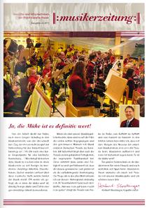 Musikerzeitung 02 2013