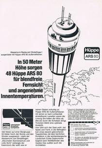 Anzeige Wasserturm
