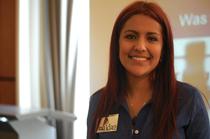 Politik zum Anfassen Viviana Vivas Lopez Praktikum Bundesfreiwilligendienst / BFD / FÖJ / FSJ