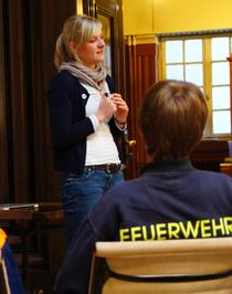 Politik zum Anfassen Clara Utsch Bundesfreiwilligendienst / BFD / FÖJ / FSJ