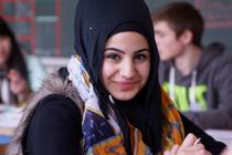 Politik zum Anfassen Ikram Al-Chaar Praktikum Bundesfreiwilligendienst / BFD / FÖJ / FSJ