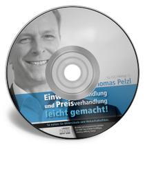 Einwandbehandlung und Preisverhandlung leicht gemacht! So nutzen Sie Widerstände zum Verkaufsabschluss. - Hörbuch - 1 Audio-CD - 69 Minuten Laufzeit