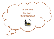 mein Tipp für dein Wohlbefinden / © Humanenergetik Ingrid Fischer