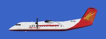 Regent Airways Bombardier Dash 8-300