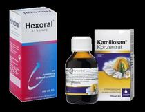 Hexoral & Kamilosan