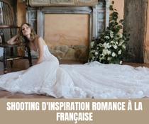 Shooting d'inspiration : Romance à la Française