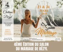 Retour sur la 4 ème édition du salon du,mariage de Bezyl