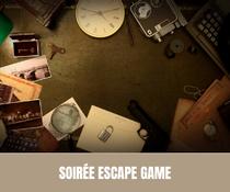 Soirée escape game - EVJF - EVJG - Magazine Un Jour Un Oui