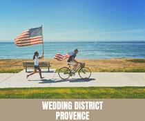 Wedding District Provence - Salon de Mariage des professionnels américains du mariage